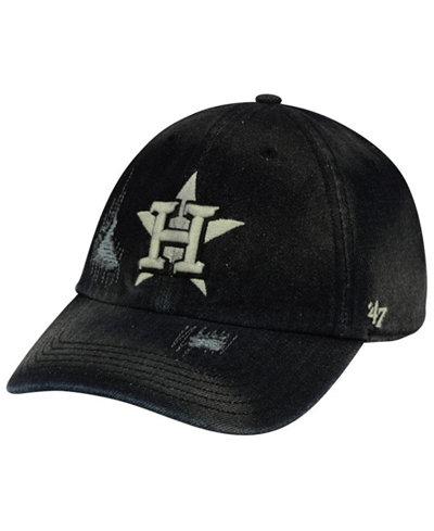 '47 Brand Houston Astros Dark Horse CLEAN UP Cap