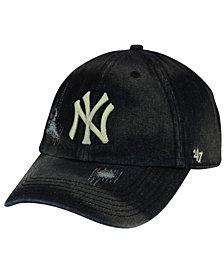 '47 Brand New York Yankees Dark Horse CLEAN UP Cap