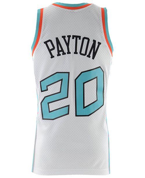 5d20610b97a ... Mitchell   Ness Men s Gary Payton NBA All Star 1996 Swingman Jersey ...