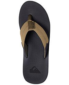 Quiksilver Men's Coastal Oasis II Flip-Flops