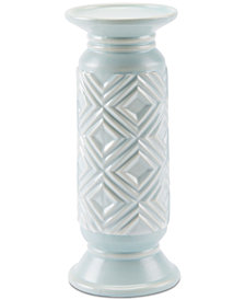 Zuo Herringbone Candle Holder, Small