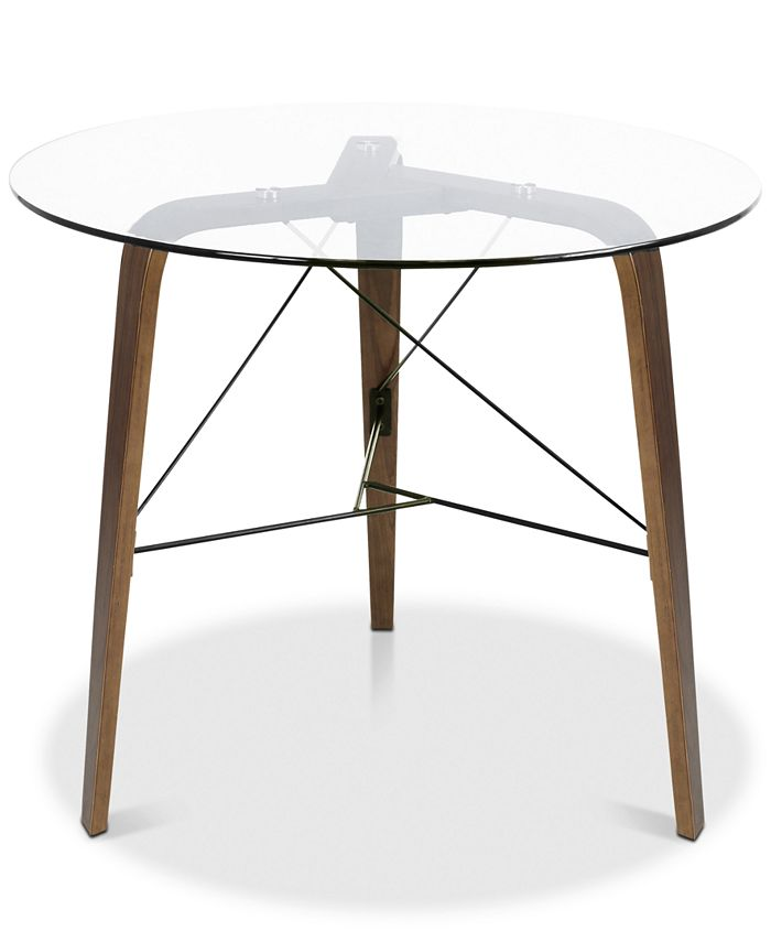 Lumisource - Trilogy Dining Table, Quick Ship
