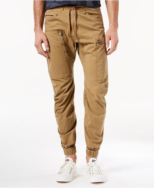 G-Star Raw G-Star Men's Powel Qane 3D Tapered Pants, Created for Macy's