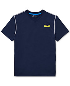 Polo Ralph Lauren V-Neck T-Shirt, Big Boys