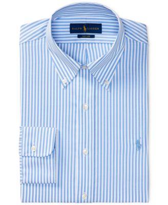 Polo ralph lauren fitted dress shirts