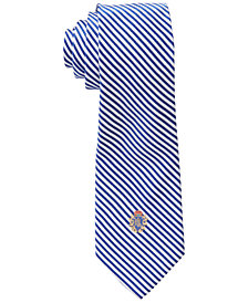 Ralph Lauren Men's Seersucker Silk Tie