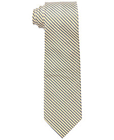 Ralph Lauren Men's Shirting Stripe Silk Tie