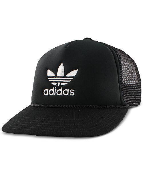 9a21251c0e0c adidas adidas Women s Originals Trefoil Mesh Snap-back Hat - Women s ...
