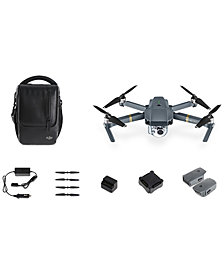 DJI Mavic Pro Drone Fly More Combo