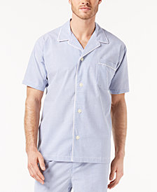 Polo Ralph Lauren Men's Cotton Pajama Shirt