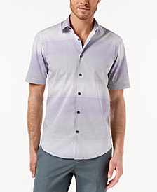 Alfani Men's Ombré Shirt, Created for Macy's