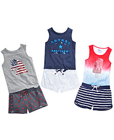 Epic Threads Big Girls USA Mix & Match Collection, Created for Macy's