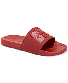 Calvin Klein Men's Vincenzo Jelly Slides