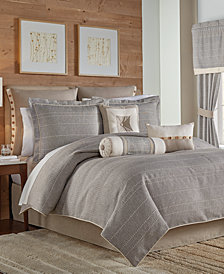 Croscill Berin 4-Pc. Queen Comforter Set