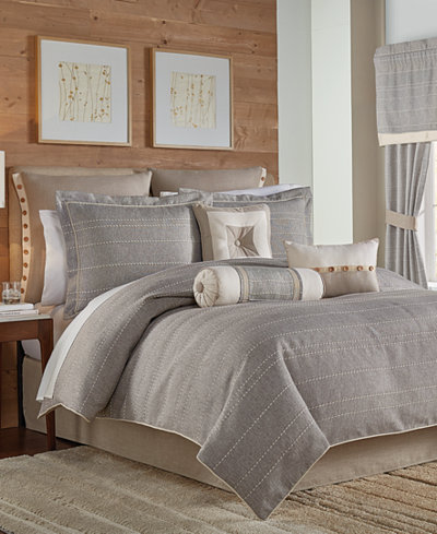 Croscill Berin 4-Pc. California King Comforter Set
