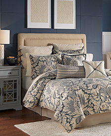 Croscill Auden 4-Pc. King Comforter Set