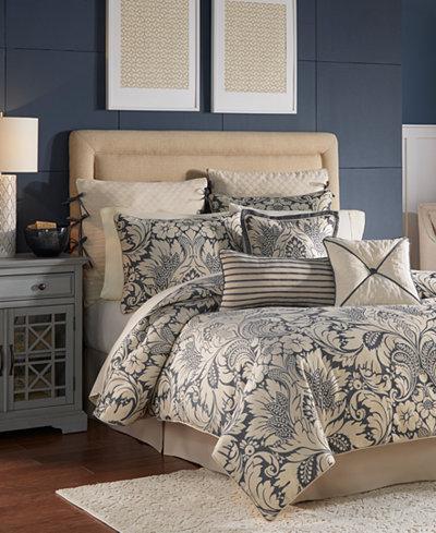 Croscill Auden 4-Pc. Queen Comforter Set