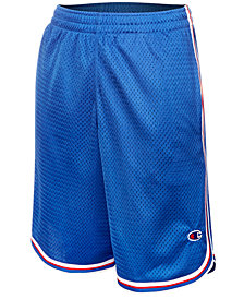 Champion Heritage Taped Shorts, Big Boys