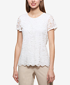Tommy Hilfiger Lace Top