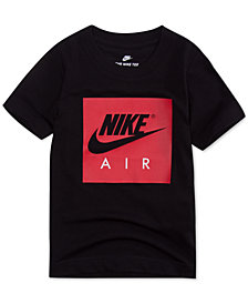 Nike Air-Print T-Shirt, Toddler Boys