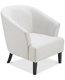 Artesia Accent Chair, Quick Ship