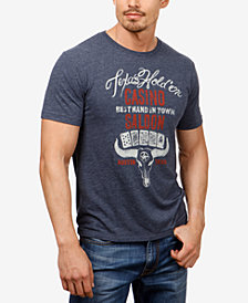 Lucky Brand Men's Texas Hold Em' Graphic T-Shirt