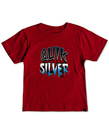 Quiksilver Graphic-Print Cotton T-Shirt, Toddler Boys