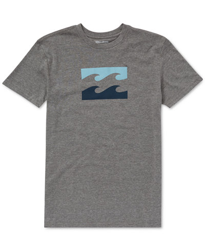 Billabong Graphic-Print Cotton T-Shirt, Toddler Boys