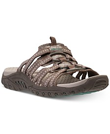 Skechers Women's Reggae - Repetition Athletic Sandals from Finish Line