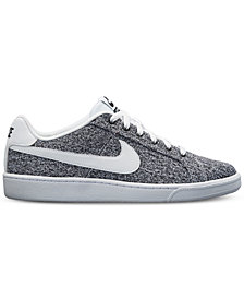 Nike Men's Court Royale SE Casual Sneakers from Finish Line