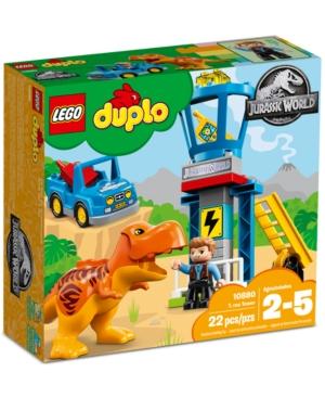 Lego Duplo T Rex Tower 10880