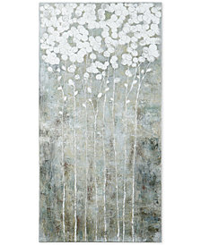 Uttermost Cotton Florals Wall Art