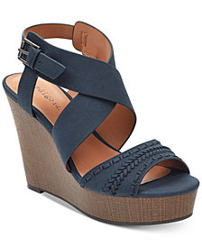 indigo rd. Kash Wedge Sandals