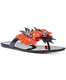 Nine West Macinee Jelly Sandals
