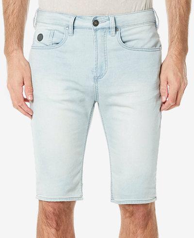 Buffalo David Bitton Men's Parker-X Light Denim Shorts