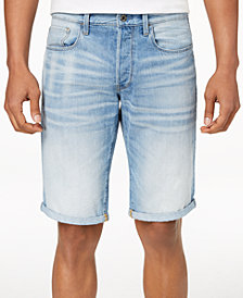 "G-Star RAW Men's Denim 11"" Shorts"