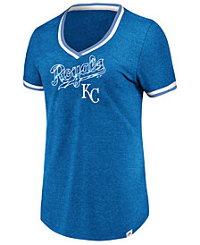 Majestic Women's Kansas City Royals Driven by Results T-Shirt