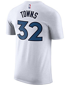 Nike Men's Karl-Anthony Towns Minnesota Timberwolves Association Player T-Shirt