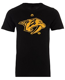 Majestic Men's Nashville Predators Hash Marks T-Shirt