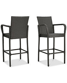 Westchester Bar Stool (Set of 2), Quick Ship