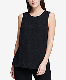DKNY Textured Shell, Created for Macy's