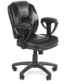 Fayer Manager Chair, Quick Ship