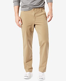 Dockers Men's Big & Tall Downtime Smart 360 FLEX Classic Fit Khaki Pants