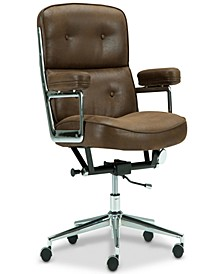 CLOSEOUT! Andena Office Swivel Chair, Quick Ship