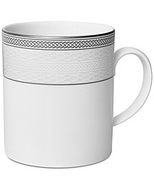 Waterford Olann Platinum Mug Platinum