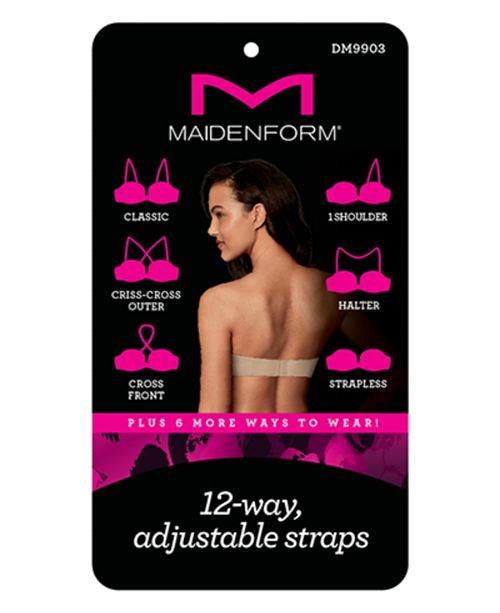 bd326f48db Maidenform Love the Lift Push-Up   In Strapless DM9903   Reviews ...