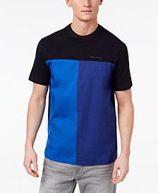 A|X Armani Exchange Men's Colorblocked T-Shirt