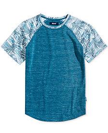 Univibe Big Boys Contrast Raglan T-Shirt