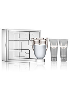 Paco Rabanne Men's 3-Pc. Invictus Gift Set