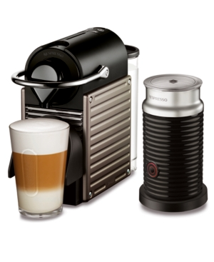 Nespresso Pixie Titan...
